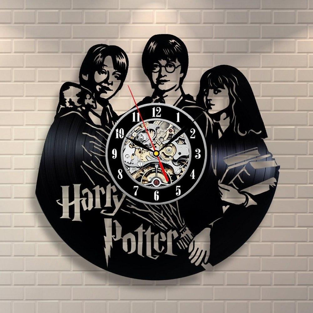 Настенные часы в стиле Harry Potter