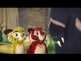Лео и Тиг 12 серия - История героя