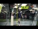 НАУКА О СПОРТЕ. КРИСТАПС ПОРЗИНГИС демонстриет высоту прыжка! RUS, PickandRoll