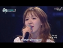 Wendy (Red Velvet) - Distant Memories of You (Park Mikyung Cover) (рус. саб)