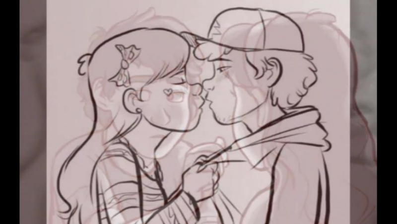 Dipper X Mabel  WARNING PINECEST