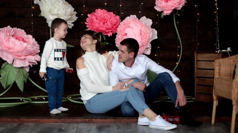 Женя,Катя и Егор.