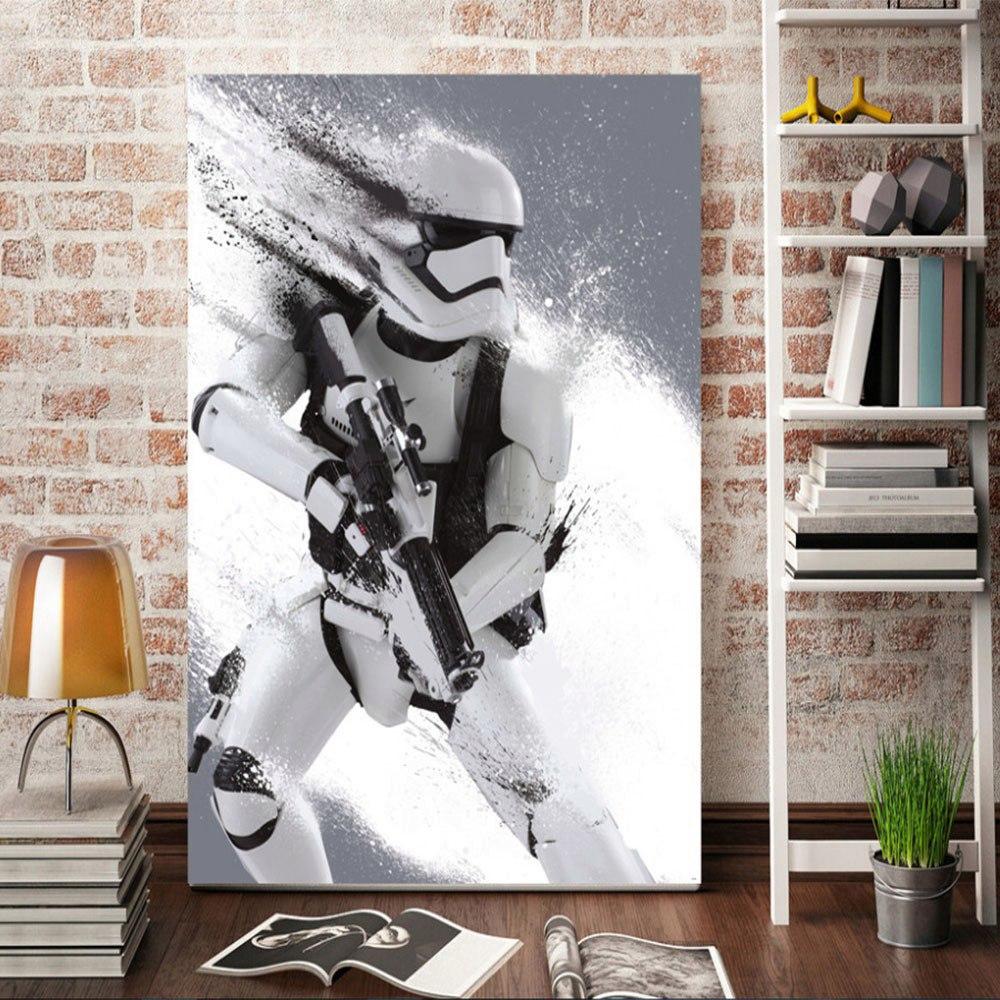 Декоративная картина со Штурмовиком Star Wars
