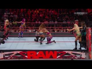 DAW | R: Саша, Бейли и Дана против Эммы, Шарлотты и Наи Джекс