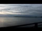 Река Обь переправа