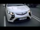 New Chevy Volt 2013 Opel Ampera Electric Car Commercial Carjam Car TV HD