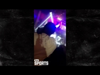 JAMES HARDEN PARTIES AFTER PLAYOFF LOSS... Fans Chant, 'MVP'
