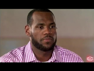 LeBron makes his decision 8 July 2010