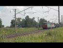 Электровозы ВЛ80С 009 и ВЛ80С 108 Двойная тяга