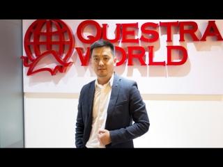 Ayan Yespembetov - как новичку создать свою компанду в компании Questra World?!
