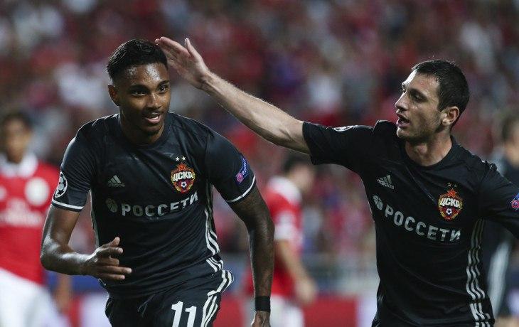96. SL Benfica (POR) - CSKA Moskva (RUS) 1-2