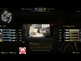 СПбГТИ (ТУ) vs. СПбГУГА (17.11.17) - СКСЛ - CS:GO