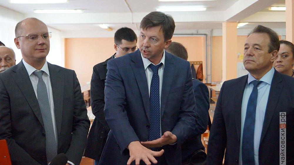 Безродный, Пикулев, Востриков, Чайковский, 2017 год