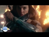 The Battle with Steppenwolf Justice League Clip