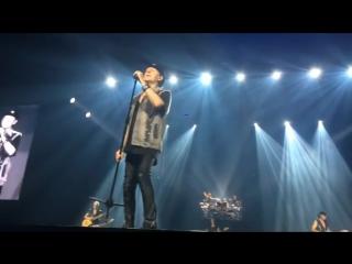 Группа Scorpions начала турне по России концертом в Сочи