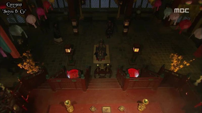 Seiya Co 106 108 Дочь Короля Су Пэк Хян King's Daughter Soo Baek Hyang 2013 Субтитры