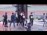 171022 엔시티127 체리밤 리허설 직캠 NCT 127 Rehearsal 4K fancam - Cherry Bomb by Spinel