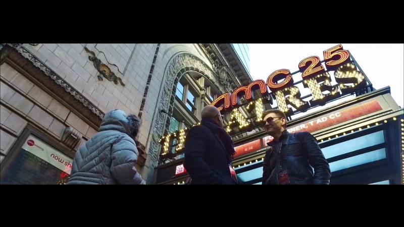 Премьера фильма Кингз Блэйд в Нью Йорк сити, США