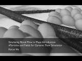 Simulating Blood Flow in Maya (Tutorial) - nParticles and Fields for Dynamic Flow Simulation