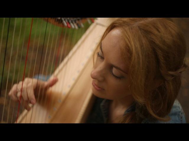 Kathrin Butterfly - harp, Mother's journey by Yann Tiersen