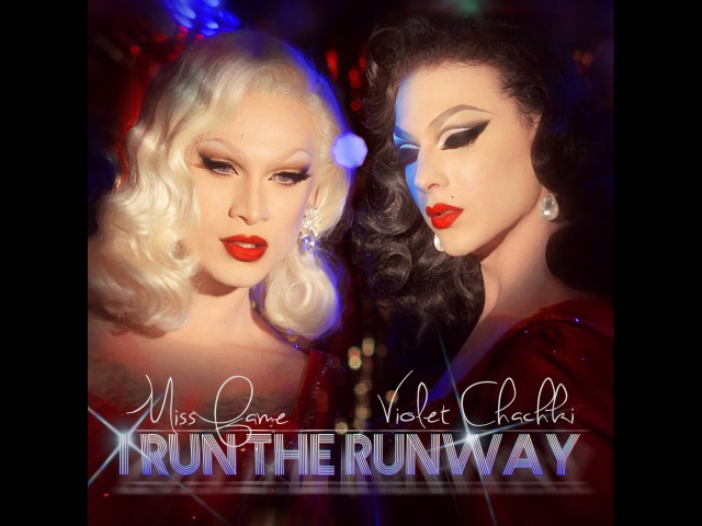I Run the Runway [Official] Miss Fame Violet Chachki
