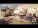 Lebanese army recycling ISIS rat motorcyles