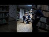 Радостное знакомство с библиотекой...Танцы...2А школа№78г.Запорожье  №100