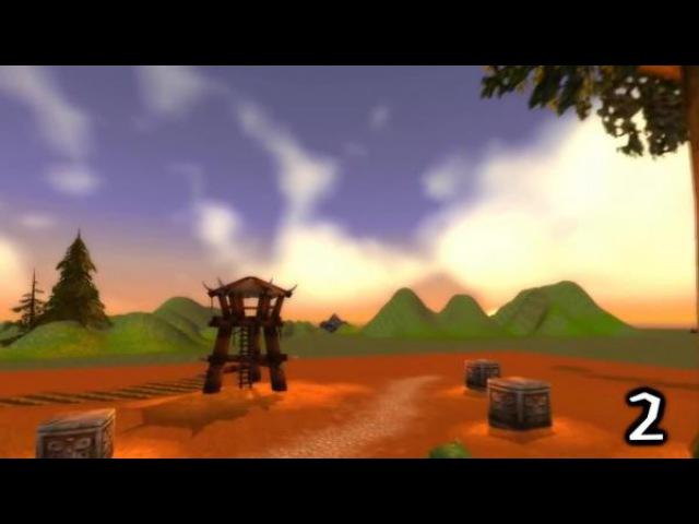 10 Фактов об Альфа-Версии World of Warcraft