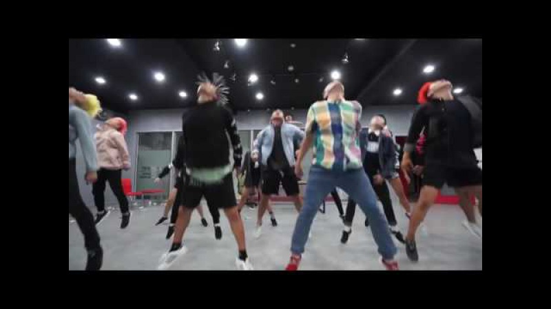 GOT7 Yugyeom Hit The Stage Dance Practice