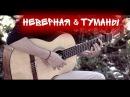 Макс Барских - Неверная/Туманы⎪Fingerstyle guitar cover