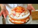 Анна Олсон секреты выпечки - часть 14 - Слоеный торт