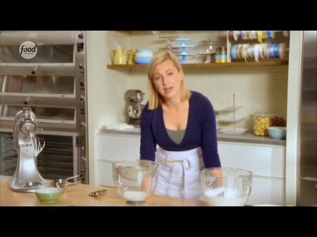 Анна Олсон: секреты выпечки - часть 3 - Воздушный торт