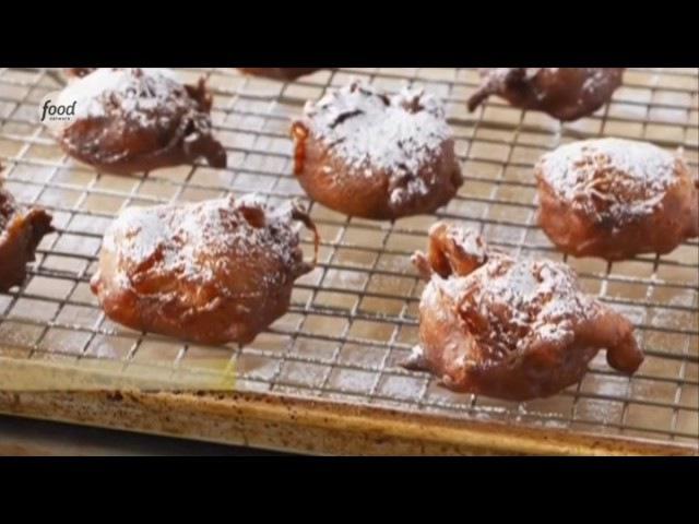 Анна Олсон: секреты выпечки - часть 4 - Пончики