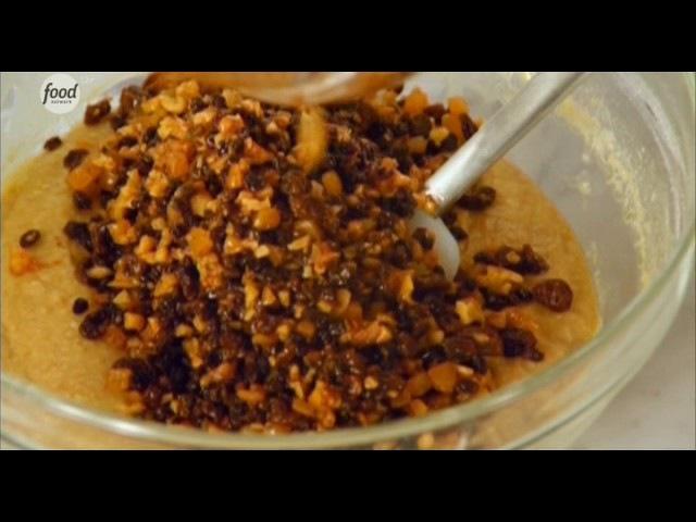 Анна Олсон: секреты выпечки - часть 8 - Паровые пудинги