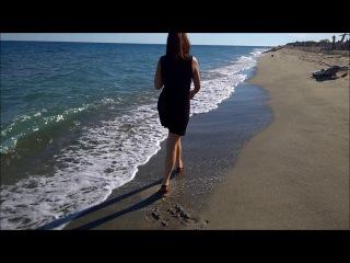 Ralf Lauren in the sea