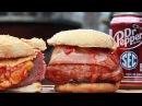 Бекон пеппер бургер на гриле Гриль рецепт 🔥🔥🔥