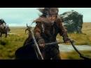 Хоббит Нежданное путешествие - Радагаст Бурый уводит отряд орков от гномов