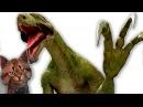 Наука для детей Динозавры Теризинозавр Семен Ученый