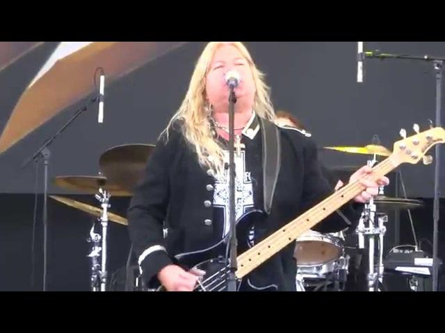Sinner - Concrete Jungle LIVE (Rock Hard Festival 2015)