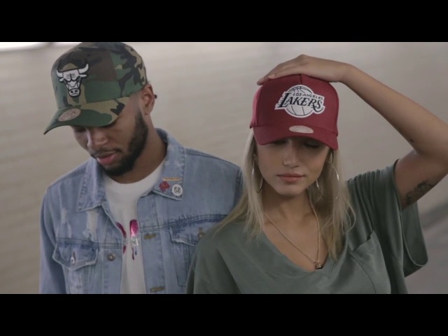 LIDS Exclusive Mitchell and Ness 110 Flexfit Snapback