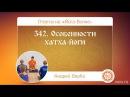 342. Особенности хатха-йоги. А.Верба. Ответы на «Йога-Волне»