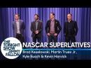 NASCAR Drivers Read Superlatives About Jimmy Fallon