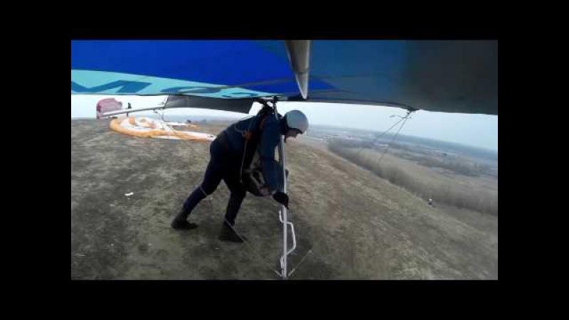 Hang gliding / Дельтапланеризм. Дельтаклуб Альтаир 20