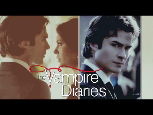 The Vampire Diaries (Дневники вампира). Delena - всё в глазах