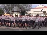 Ученики исполнили танец Хака на похоронах учителя в Новой Зеландии