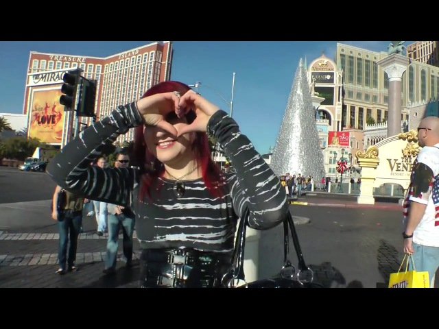 Industrial Dance in Las Vegas - Tank9 MaryQuiteContraryy