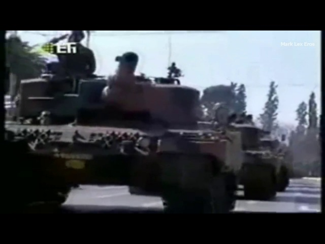 Mark Lex Eros - Hellenic Armed Forces - March Parade