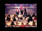 Музыкальное поздравление от Экс ББ  Аншлаг 2014 год  Россия 1