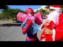 Бэтмен и Человек-Паук против Венома в Реальной Жизни. - Новый Ералаш
