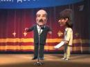 Мульт Личности ..Лукашенко выступает на дне полиции